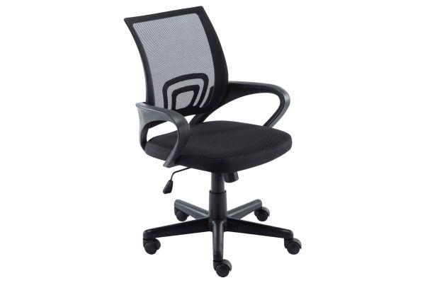Bürostuhl Genius schwarz