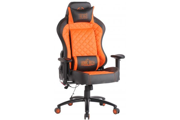 Sedia Gaming Rapid XM Massaggiante In Similpelle