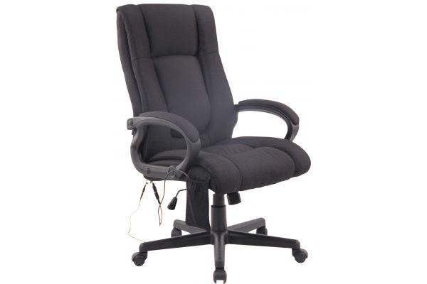 Sedia ufficio Sparta XL massaggiante in tessuto