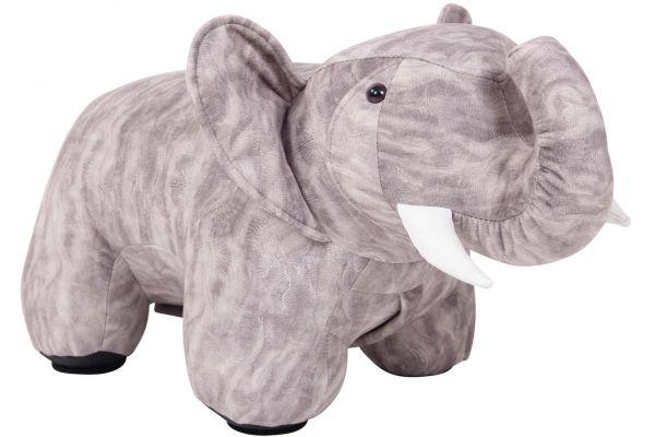 Sgabello elefante per bambini Elmina