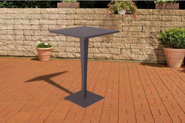 Outdoor-Bartisch Riva 70x70