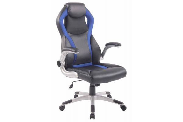 Sedia Gaming Professionale Donington in Similpelle