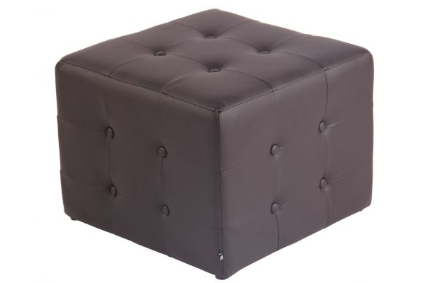 Pouf Melbourne in similpelle