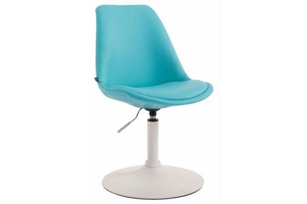 Stuhl Maverick W Kunstleder blau