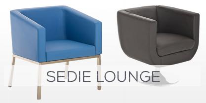 Sedie lounge