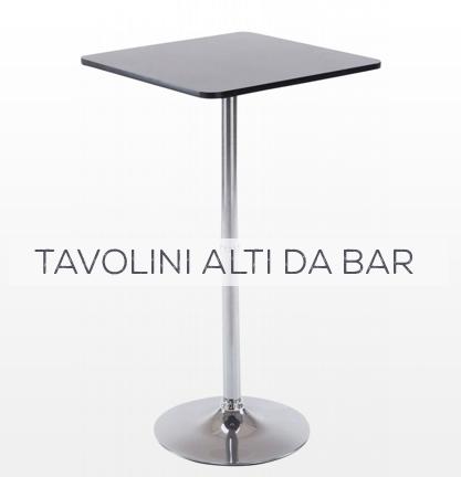 Tavolini Alti Da Bar.Sgabello24 It